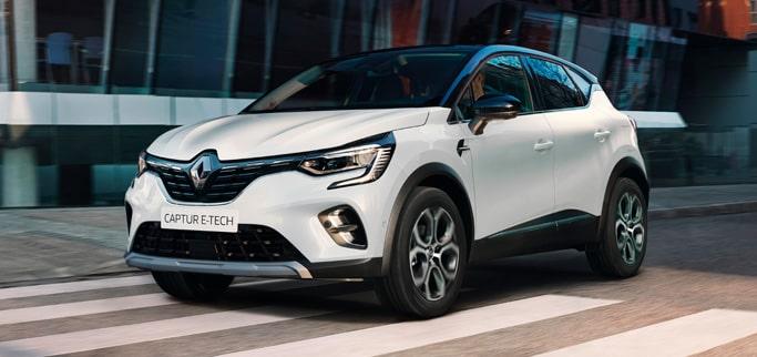 Vit Renault Captur ETECH
